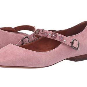 COACH® Mary Jane shoe.